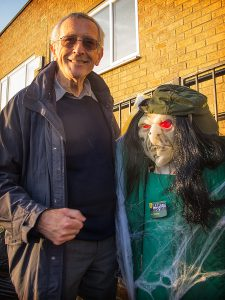 Scarecrow Festival 2015 - Morrisons Marty Monster
