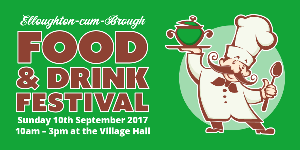 Elloughton cum Brough food and drink festival 2017