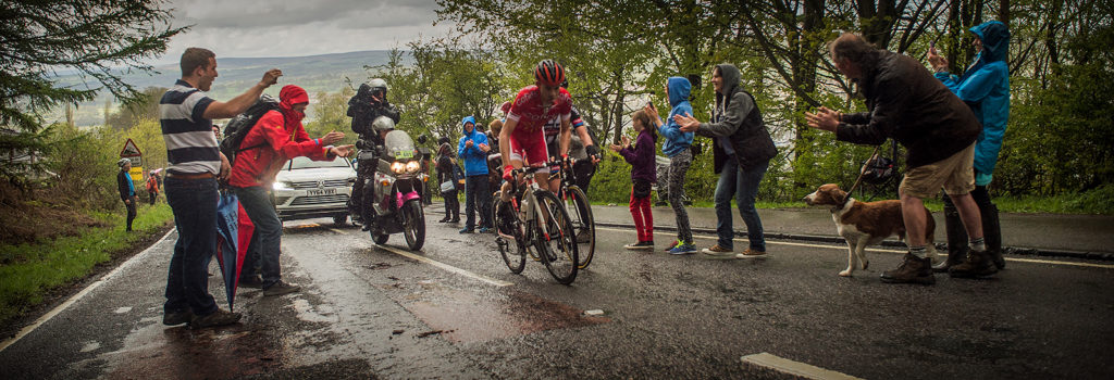 Tour de Yorkshire Otley Chevin Counrty Park by YorkshirePhotoWalks